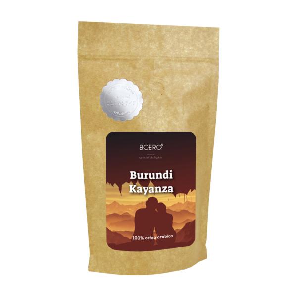 Burundi Kayanza, cafea macinata proaspat prajita Boero, 250 grame 0
