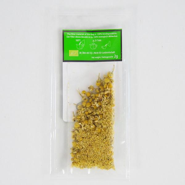 Camomile, ceai organic Julius Meinl, Big Bags 5