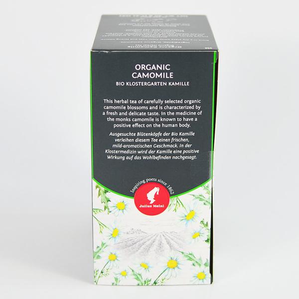 Camomile, ceai organic Julius Meinl, Big Bags 1