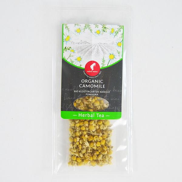 Camomile, ceai organic Julius Meinl, Big Bags 4