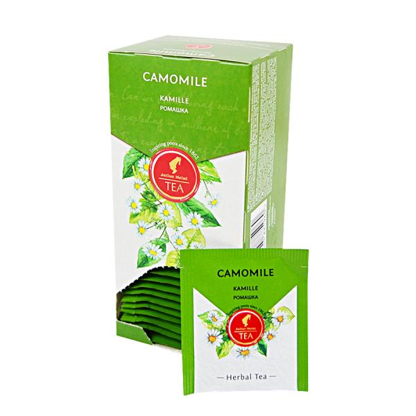Camomile, ceai Julius Meinl - 25 plicuri 2