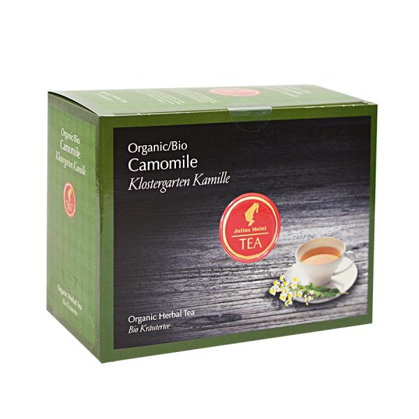 Camomile, ceai organic Julius Meinl, Big Bags 0