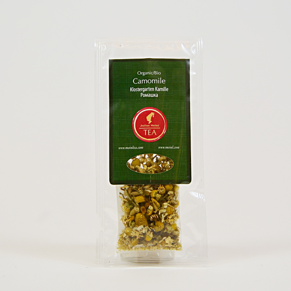 Camomile, ceai organic Julius Meinl, Big Bags 2