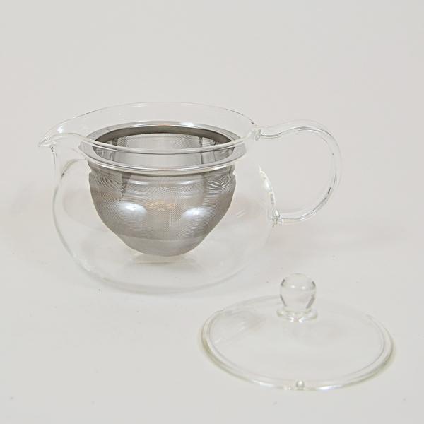 Ceainic din sticla termorezistenta Hario, 450 ml 5