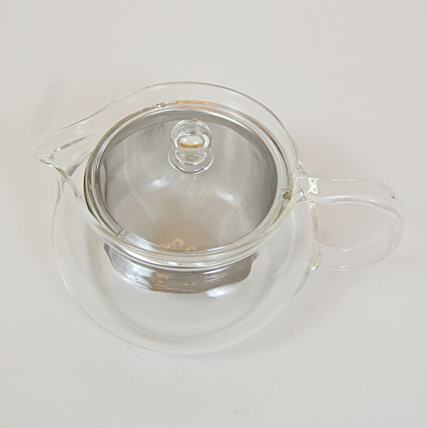 Ceainic din sticla termorezistenta Hario, 450 ml 2