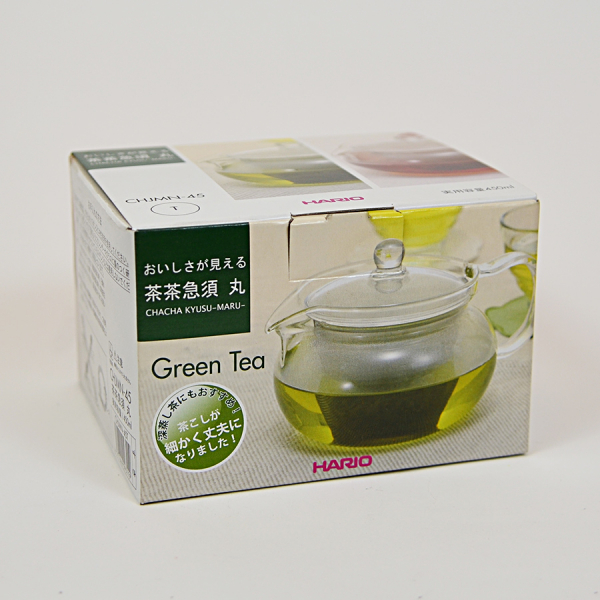 Ceainic din sticla termorezistenta Hario, 450 ml 4