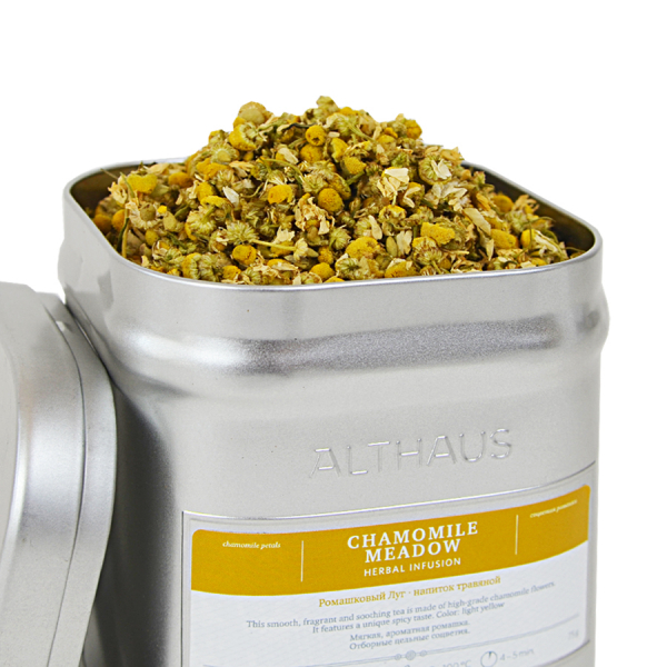Chamomile Meadow, ceai Althaus Loose Tea, 75 grame [0]