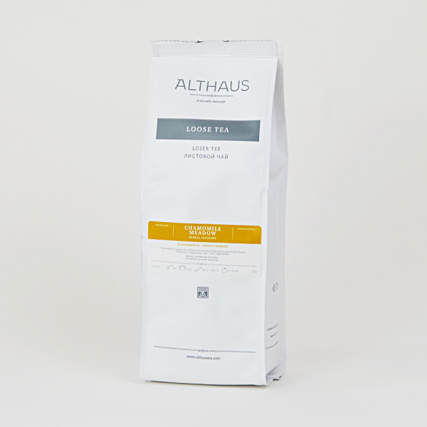 Chamomile Meadow, ceai Althaus Loose Tea, 75 grame 2