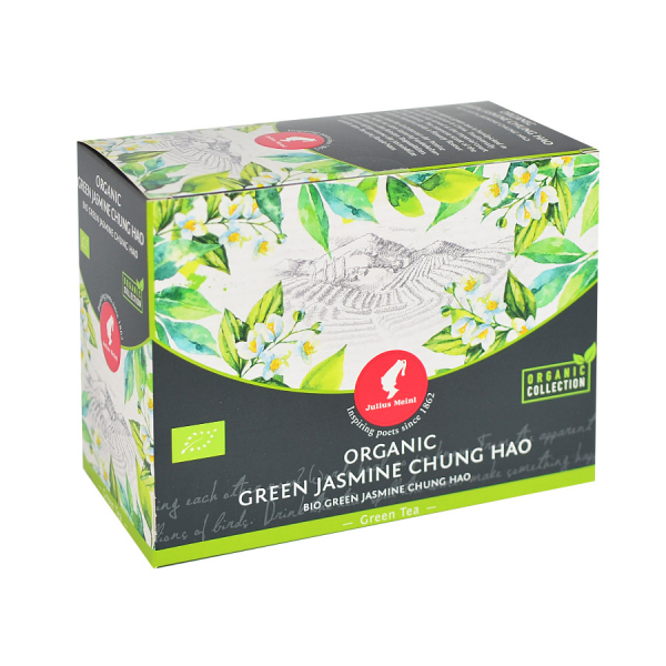 Green Jasmine Chung Hao, ceai organic Julius Meinl, Big Bags 0