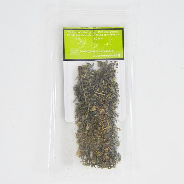 Pure Chun Mee, ceai organic Julius Meinl, Big Bags 5