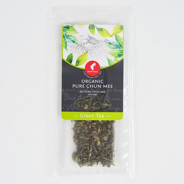 Pure Chun Mee, ceai organic Julius Meinl, Big Bags 4