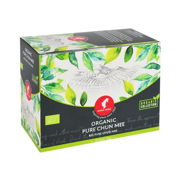 Pure Chun Mee, ceai organic Julius Meinl, Big Bags 0