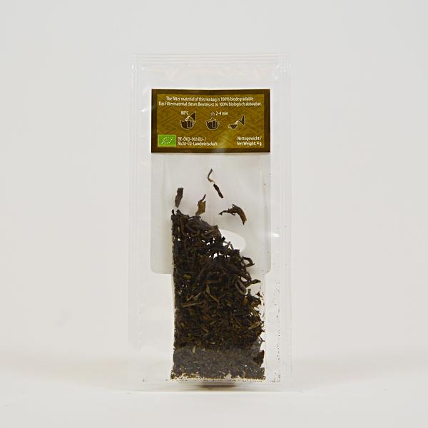 China Green Jasmine Chung Hao, ceai organic Julius Meinl, Big Bags 2