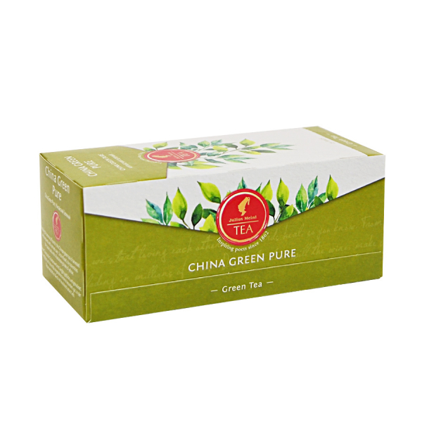 China Green Pure, ceai Julius Meinl - 25 plicuri 0