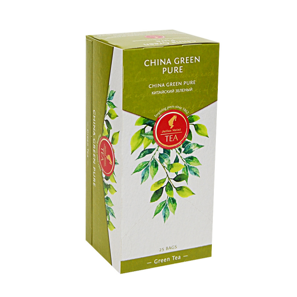 China Green Pure, ceai Julius Meinl - 25 plicuri 1
