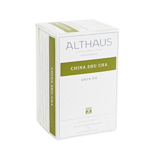 China Zhu Cha, ceai Althaus Deli Packs 0