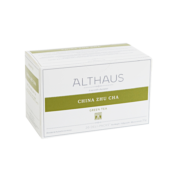 China Zhu Cha, ceai Althaus Deli Packs 1