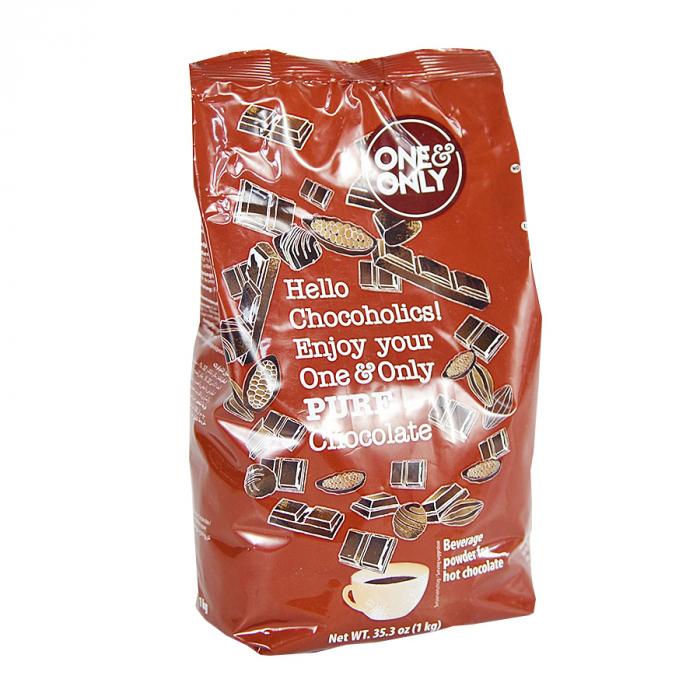 Cioccolata calda One&Only, 1 kg 0