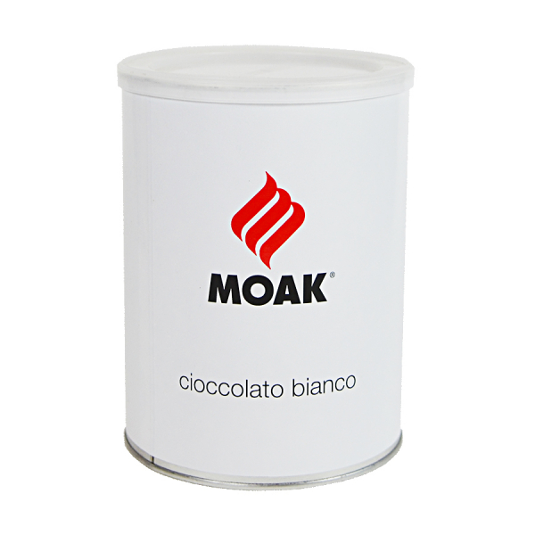 Ciocolata calda alba Moak, 1 kg 0