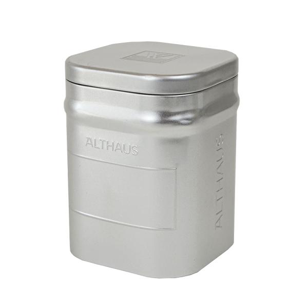 Cutie metalica pentru Loose Tea Althaus, 250 grame 0