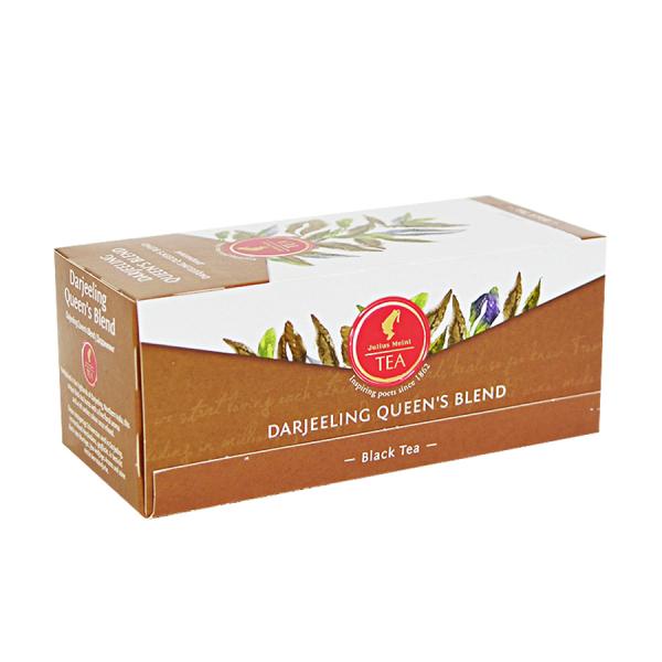 Darjeeling Queen's Blend, ceai Julius Meinl - 25 plicuri 0