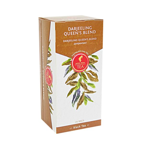 Darjeeling Queen's Blend, ceai Julius Meinl - 25 plicuri 1