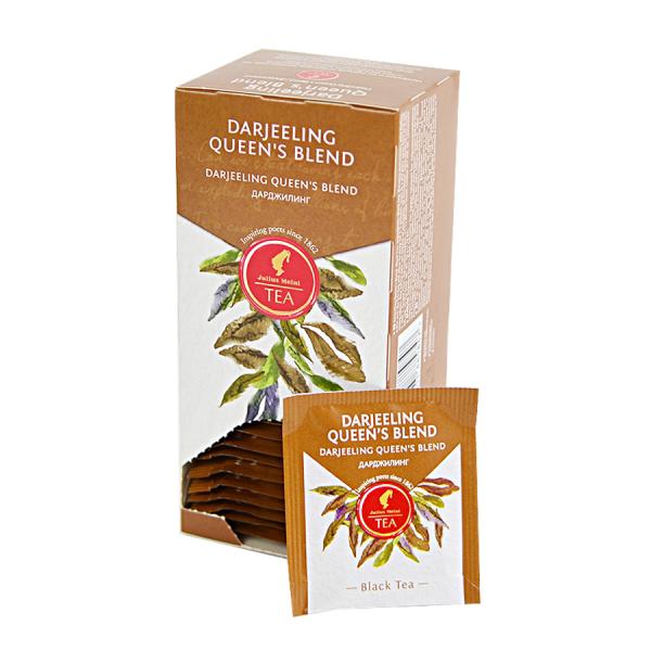 Darjeeling Queen's Blend, ceai Julius Meinl - 25 plicuri 2