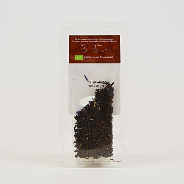 Earl Grey Blue Blossom, ceai organic Julius Meinl, Big Bags 3