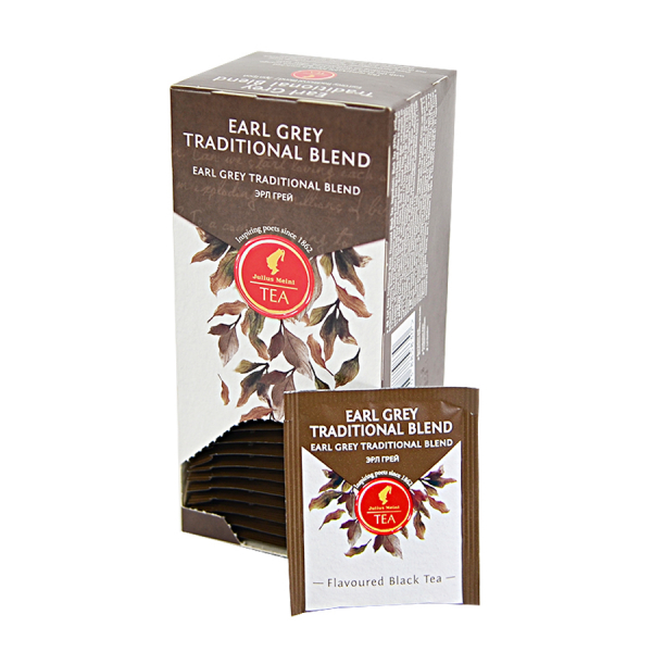 Earl Grey Traditional Blend, ceai Julius Meinl - 25 plicuri 2