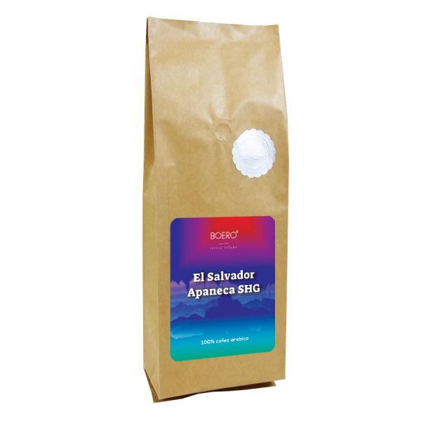 El Salvador Apaneca SHG, cafea macinata proaspat prajita Boero, 1 kg 0