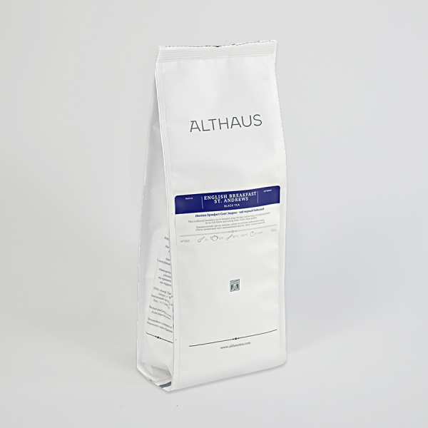 English Breakfast St. Andrews, ceai Althaus Loose Tea, 250 grame 2