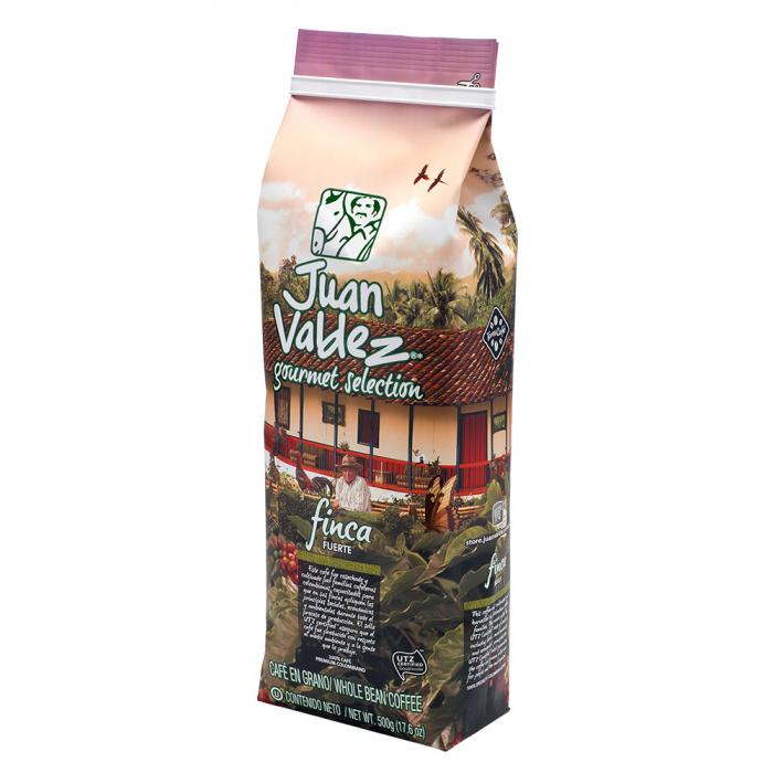 Finca, cafea boabe Juan Valdez, 500g [1]