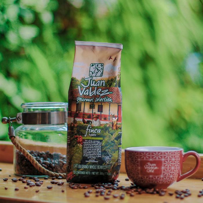 Finca, cafea boabe Juan Valdez, 500g [2]