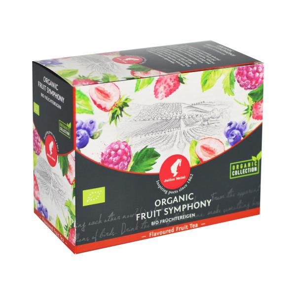 Fruit Symphony, ceai organic Julius Meinl, Big Bags 0