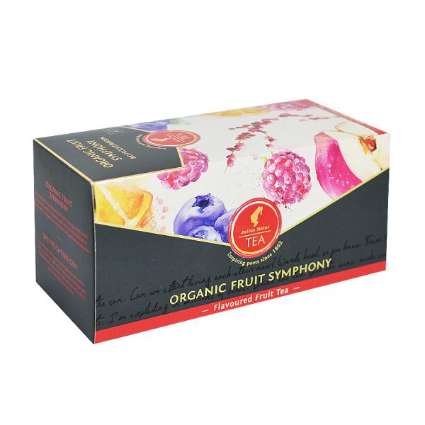 Fruit Symphony, ceai organic Julius Meinl, Leaf Bags 0
