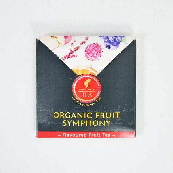 Fruit Symphony, ceai organic Julius Meinl, Leaf Bags 4