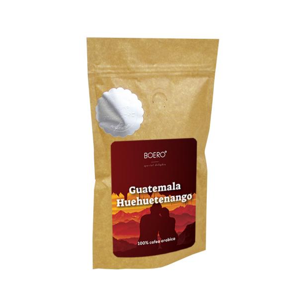 Guatemala Huehue, cafea macinata proaspat prajita Boero, 100 grame 0