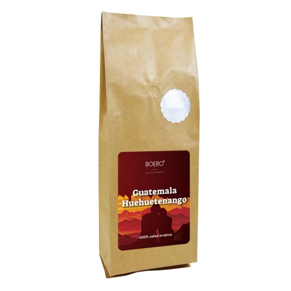 Guatemala Huehue, cafea macinata proaspat prajita Boero, 1 kg 0