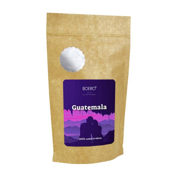 Guatemala SHB, cafea macinata proaspat prajita Boero, 250 grame 0