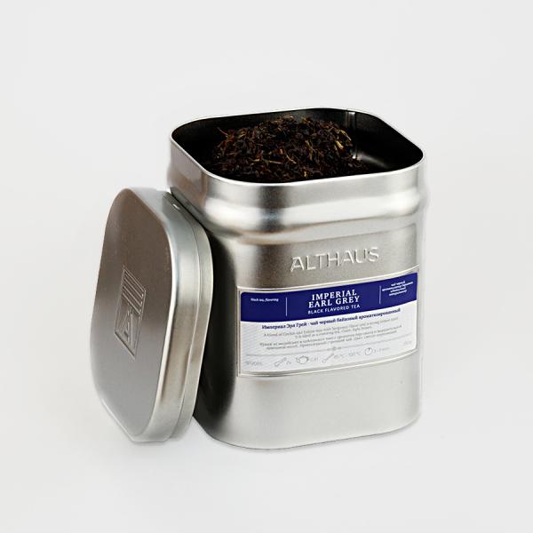 Imperial Earl Grey, ceai Althaus Loose Tea, 250 grame 1