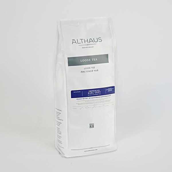 Imperial Earl Grey, ceai Althaus Loose Tea, 250 grame 2