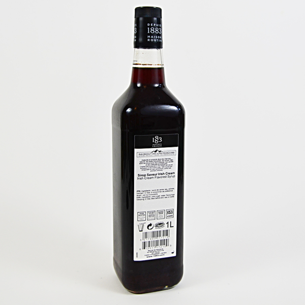 Irish Cream, Sirop 1883 Maison Routin, 1L 1