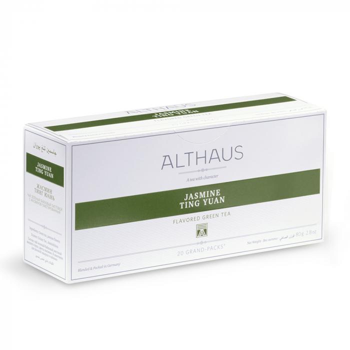 Jasmine Ting Yuan, ceai Althaus Grand Packs [0]