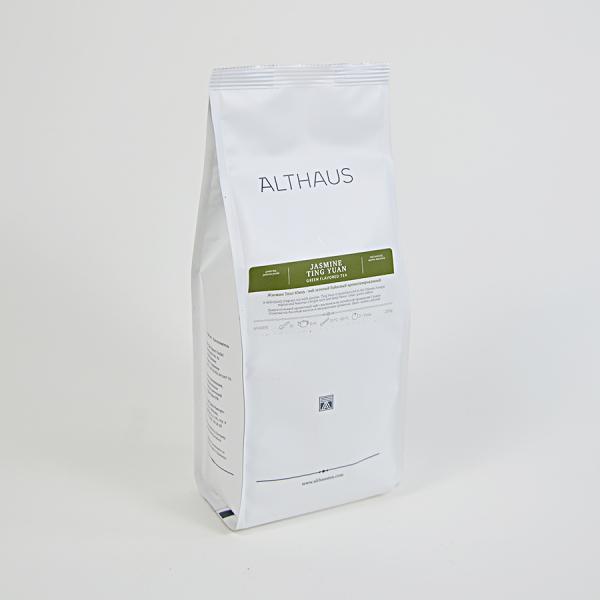 Jasmine Ting Yuan, ceai Althaus Loose Tea, 250 grame 1