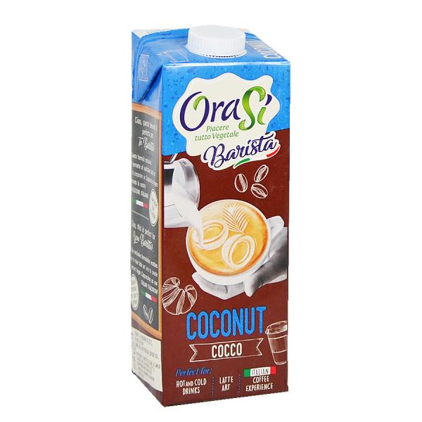 Lapte vegetal pentru cafea - Cocos, Orasi 1L 0