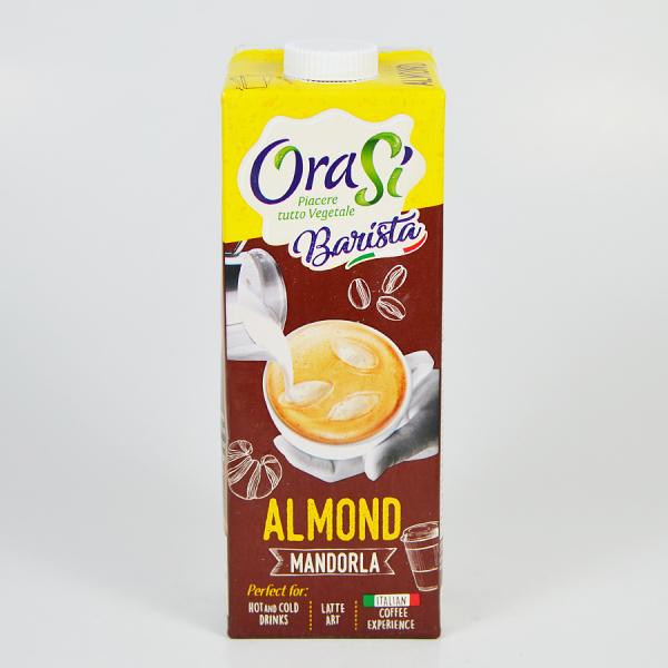 Lapte vegetal pentru cafea - Migdale, Orasi 1L 1