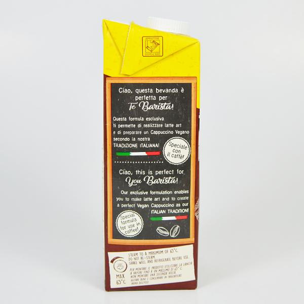 Lapte vegetal pentru cafea - Migdale, Orasi 1L 2