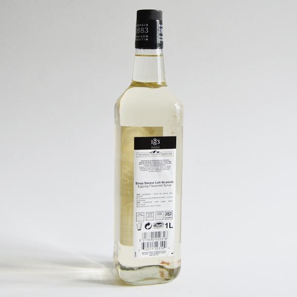 Lichior de oua, Sirop 1883 Maison Routin, 1L 1