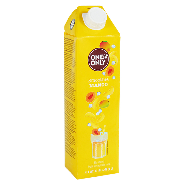 Mango, smoothie One&Only, 1L 0