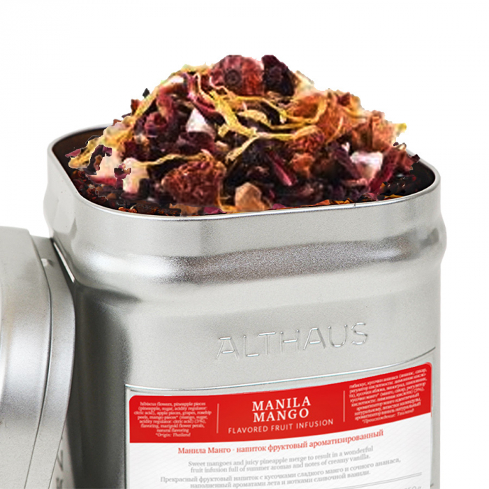 Manila Mango, ceai Althaus Loose Tea, 250 grame 0